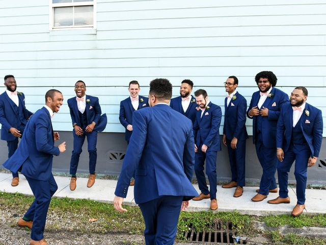 Austin and Janae's Wedding in New Orleans, Louisiana 83