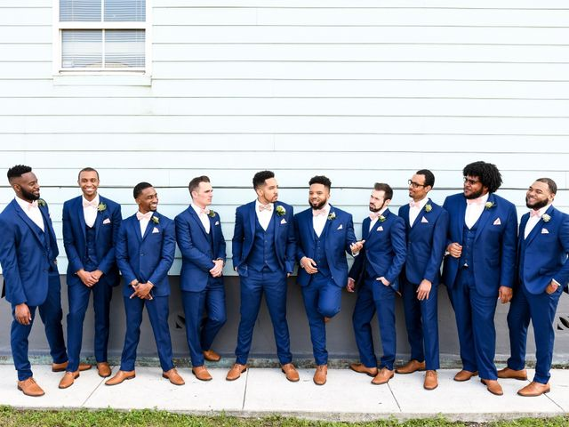 Austin and Janae's Wedding in New Orleans, Louisiana 86