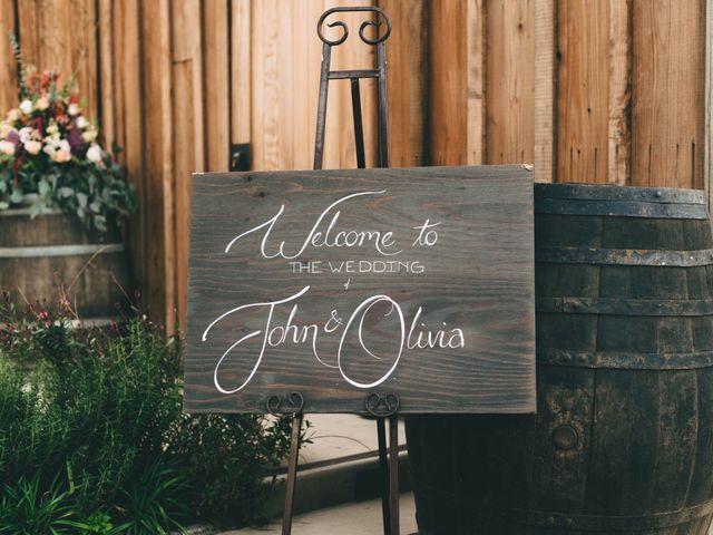 John and Oliva's Wedding in Monterey, California 8