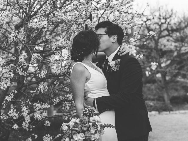 John and Oliva's Wedding in Monterey, California 20