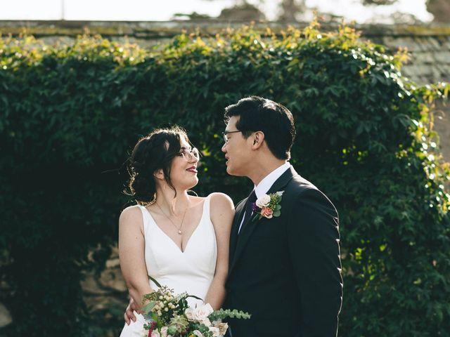 John and Oliva's Wedding in Monterey, California 21