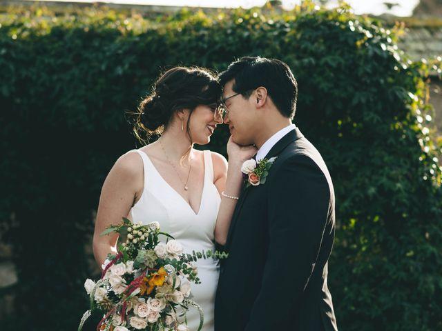John and Oliva's Wedding in Monterey, California 22