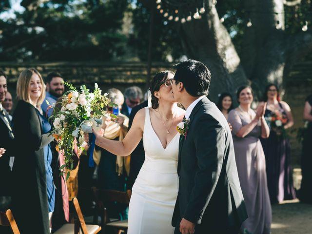 John and Oliva's Wedding in Monterey, California 27