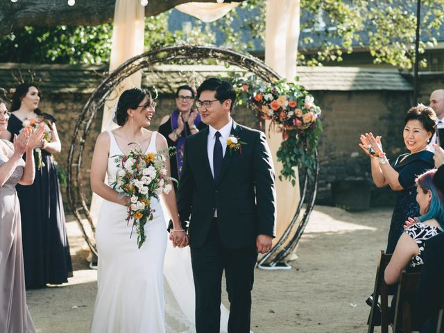 John and Oliva's Wedding in Monterey, California 28