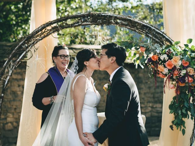 John and Oliva's Wedding in Monterey, California 29