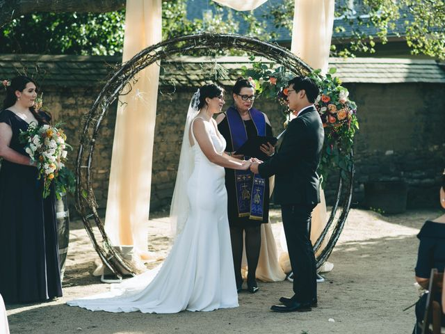 John and Oliva's Wedding in Monterey, California 32