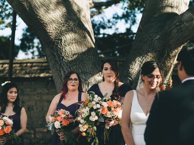 John and Oliva's Wedding in Monterey, California 33