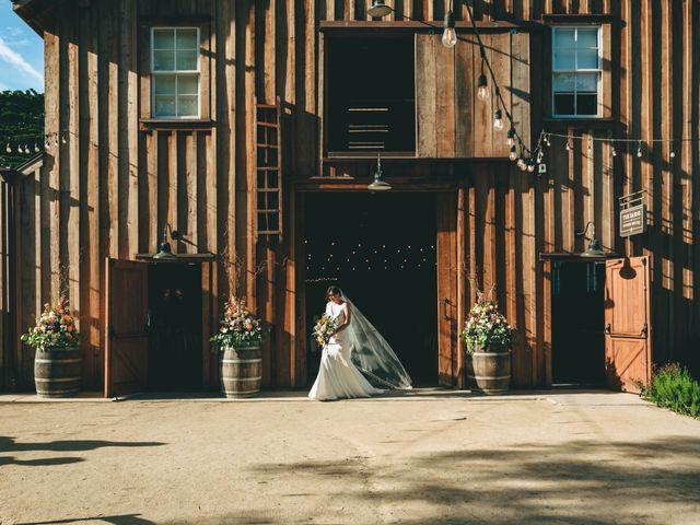 John and Oliva's Wedding in Monterey, California 36