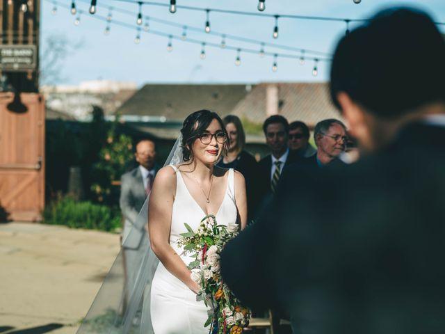 John and Oliva's Wedding in Monterey, California 37