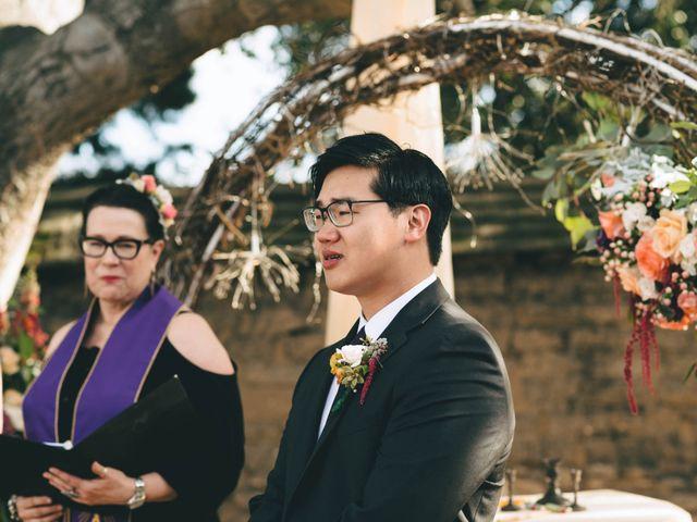 John and Oliva's Wedding in Monterey, California 38