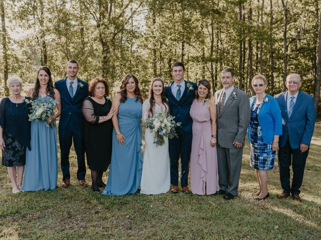 Brittani and Ethan's Wedding in Macclesfield, North Carolina 29
