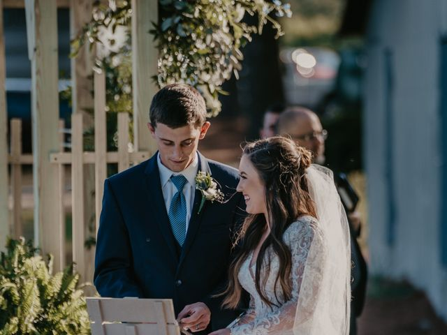 Brittani and Ethan's Wedding in Macclesfield, North Carolina 33
