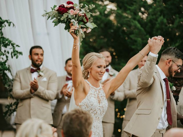 Manny and Hannah's Wedding in Oklahoma City, Oklahoma 20