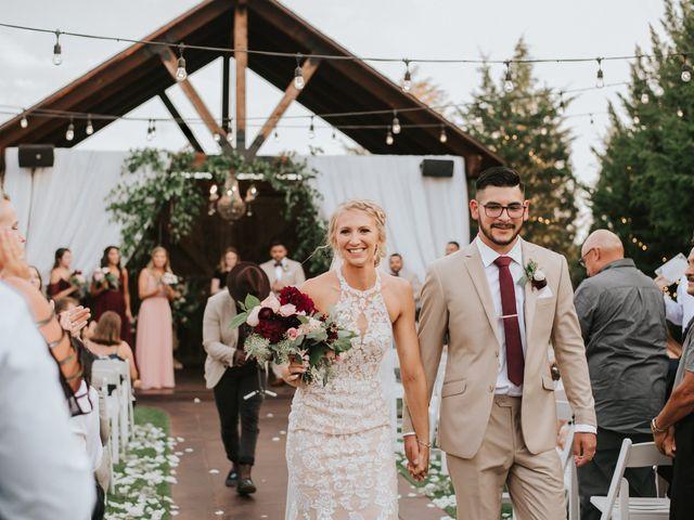 Manny and Hannah's Wedding in Oklahoma City, Oklahoma 21