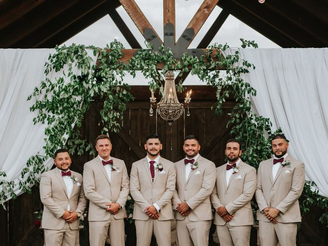 Manny and Hannah's Wedding in Oklahoma City, Oklahoma 29