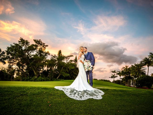 The wedding of Jessica and Peter