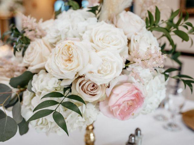 Mark and Kristin's Wedding in Windermere, Florida 6