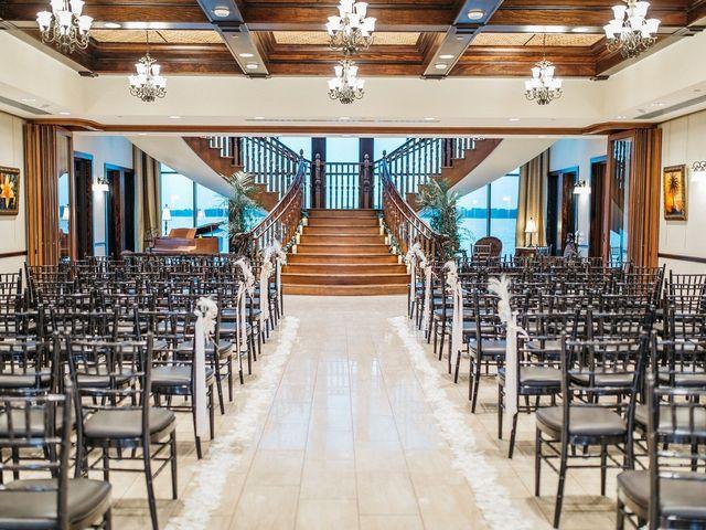 Mark and Kristin's Wedding in Windermere, Florida 7