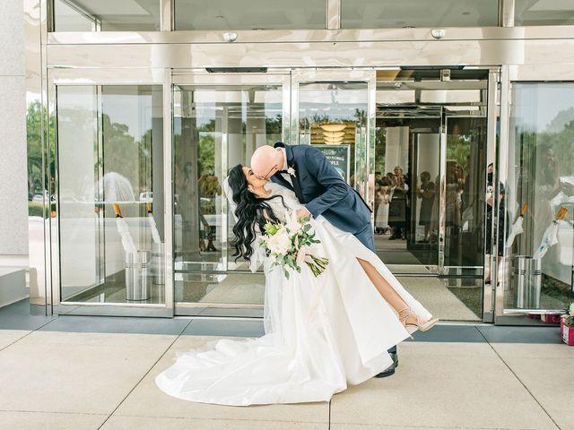 Mark and Kristin's Wedding in Windermere, Florida 10