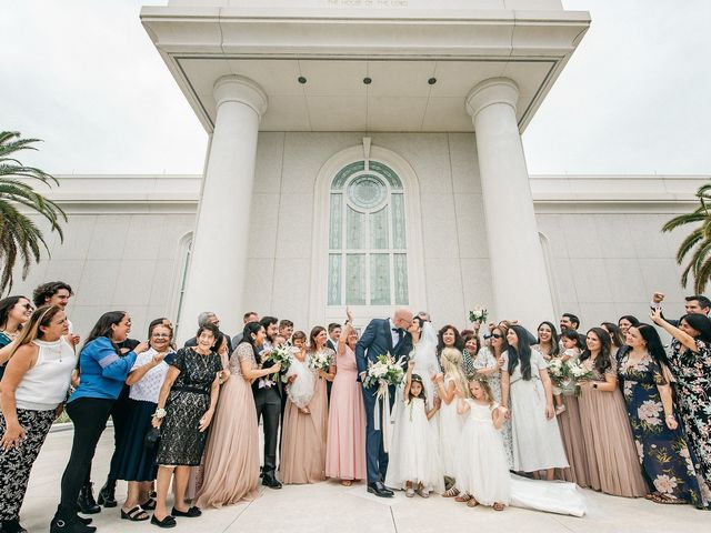 Mark and Kristin's Wedding in Windermere, Florida 11