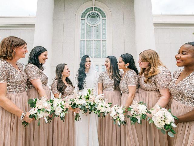 Mark and Kristin's Wedding in Windermere, Florida 12