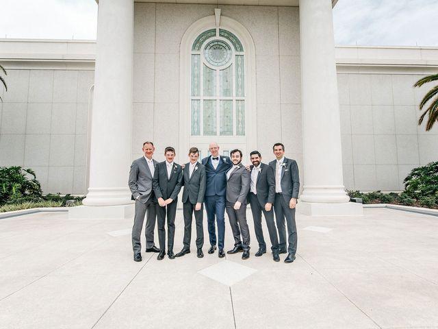 Mark and Kristin's Wedding in Windermere, Florida 14