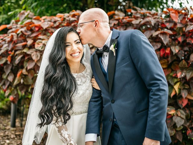 Mark and Kristin's Wedding in Windermere, Florida 16