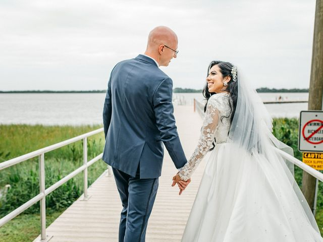Mark and Kristin's Wedding in Windermere, Florida 17