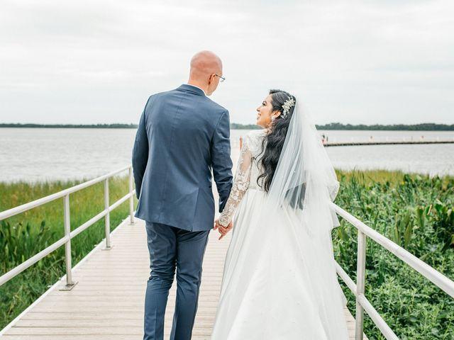 Mark and Kristin's Wedding in Windermere, Florida 18