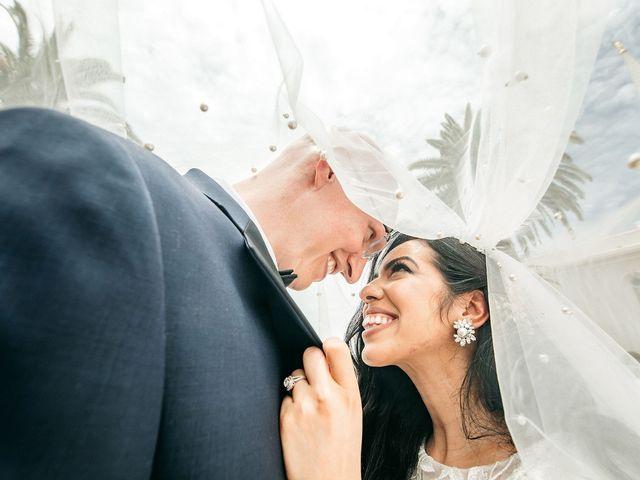 Mark and Kristin's Wedding in Windermere, Florida 19
