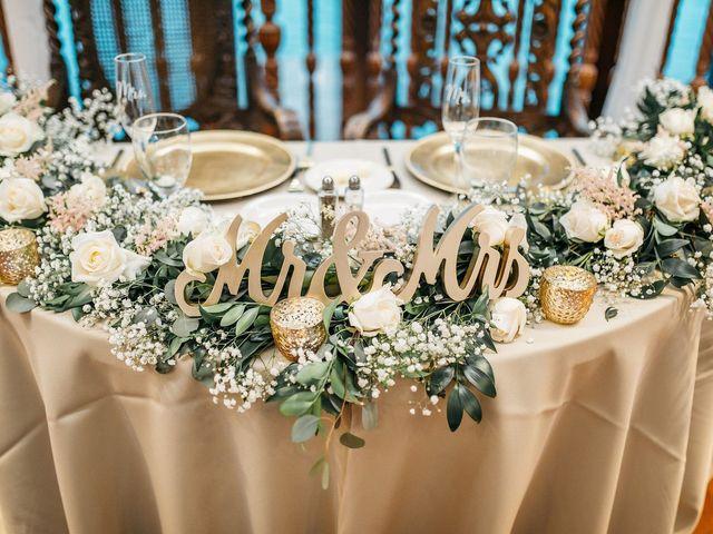 Mark and Kristin's Wedding in Windermere, Florida 22