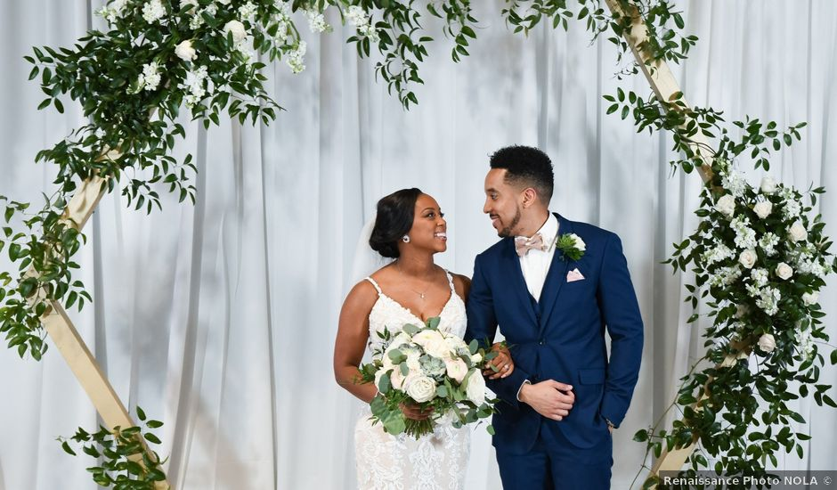 Austin and Janae's Wedding in New Orleans, Louisiana