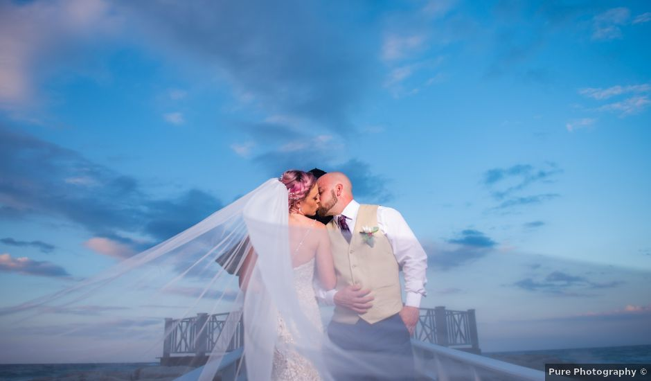 Tory and Corey's Wedding in Montego Bay, Jamaica