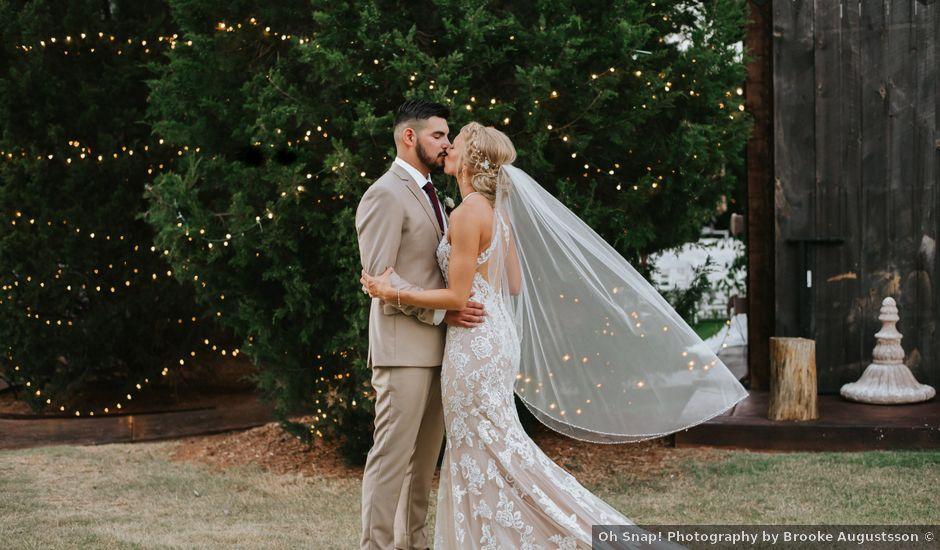 Manny and Hannah's Wedding in Oklahoma City, Oklahoma