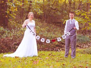 The wedding of Rachel and Kim 2