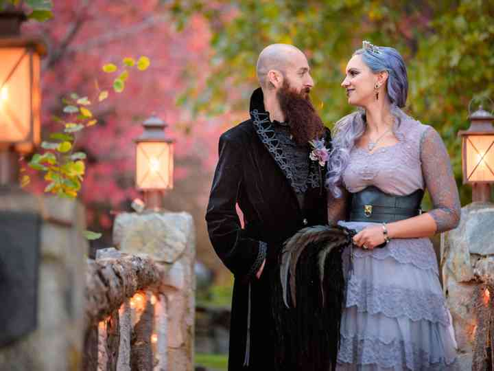 The wedding of Riane and Christopher