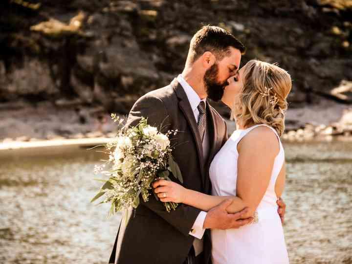 The wedding of Cody and Kellisa