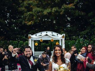 Edwin and Alexis's Wedding in Sharon, Massachusetts 2