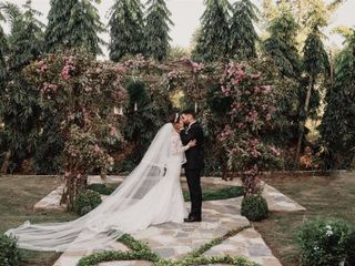 The wedding of Steven and Eileen