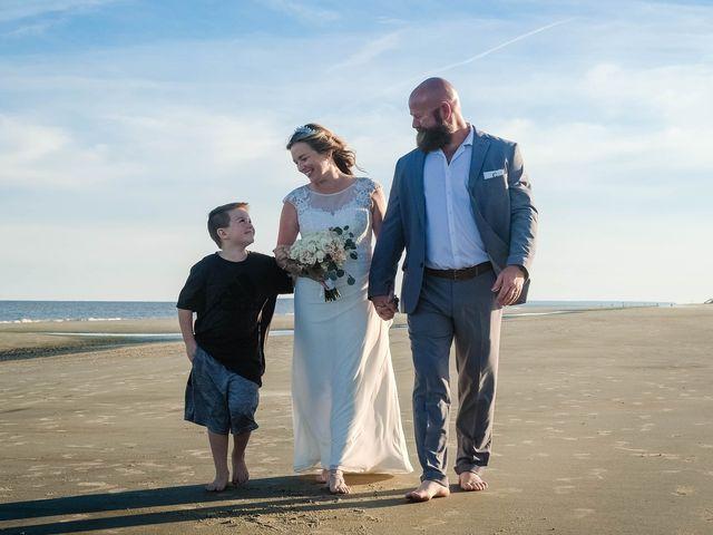 John and Casey's Wedding in Jekyll Island, Florida 1