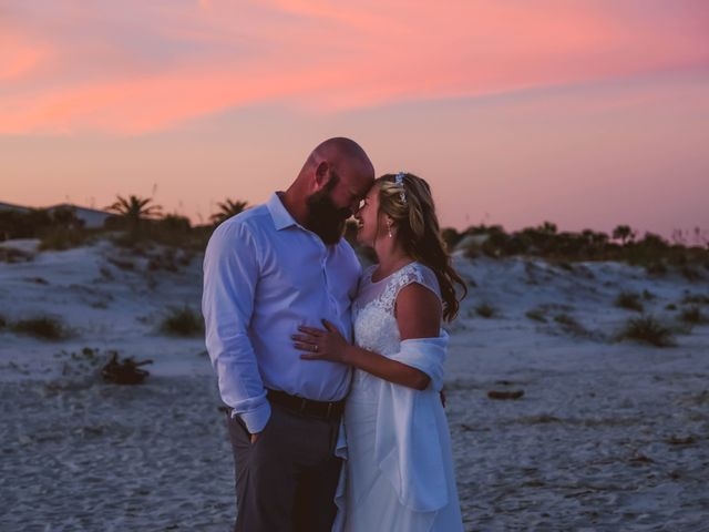 John and Casey's Wedding in Jekyll Island, Georgia 8
