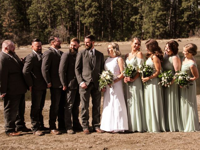 Kellisa and Cody's Wedding in Post Falls, Idaho 21