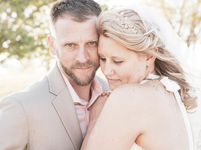 The wedding of Thomas and Sarah