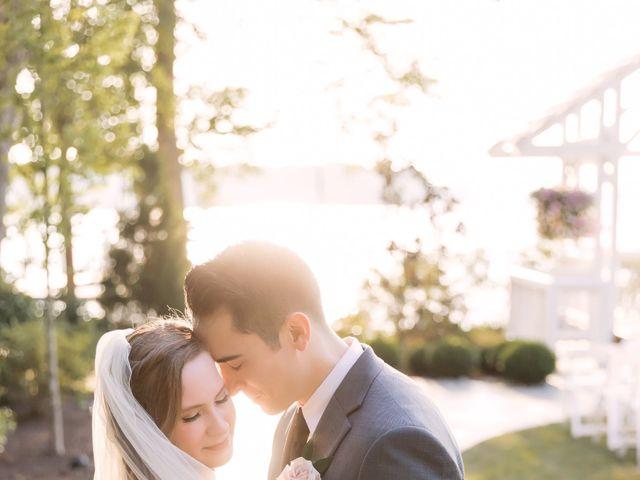 Aidan and Carrie's Wedding in Midlothian, Virginia 8