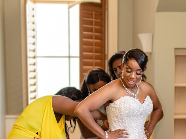 Davon and Brittany's Wedding in Chestertown, Maryland 13