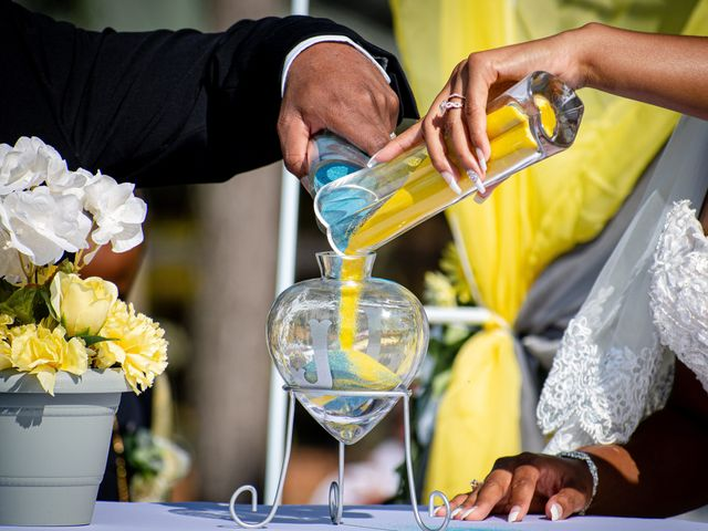 Davon and Brittany's Wedding in Chestertown, Maryland 20