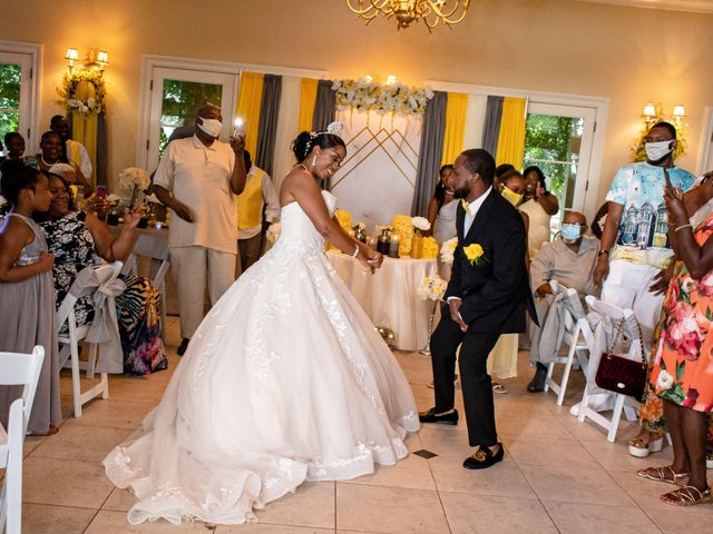 Davon and Brittany's Wedding in Chestertown, Maryland 27