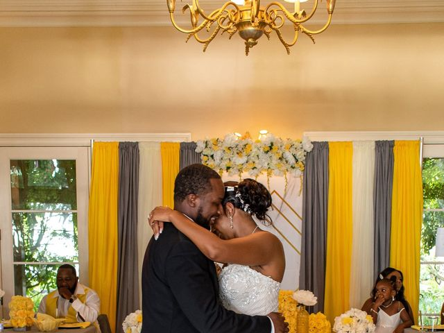 Davon and Brittany's Wedding in Chestertown, Maryland 29