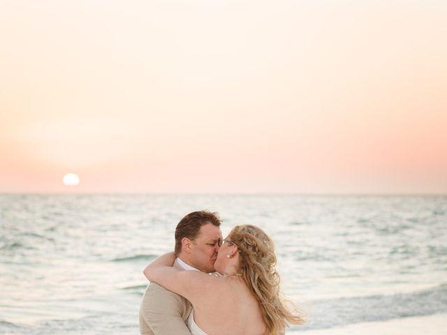 Don and Tara's Wedding in Estero, Florida 7