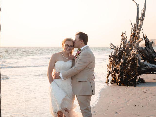 Don and Tara's Wedding in Estero, Florida 8